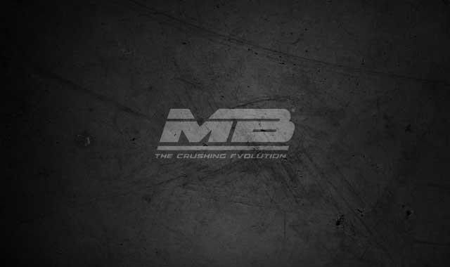 MB Crusher sarà presente a SAUDI BUILD 2016, Arabia Saudita