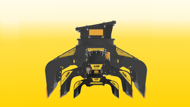 News - 3 new grapples for 2,600 to 50,000-pound excavators