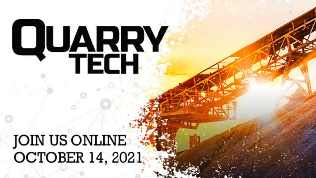 MB Crusher @Quarry Tech 2021