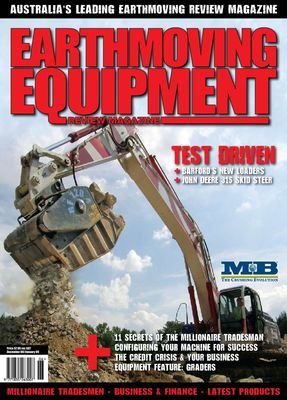 MB crusher: fit and enlisted!