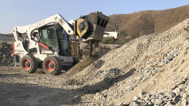 Excavaciones Vladimir y MB Crusher: aportando valor añadido a la obra