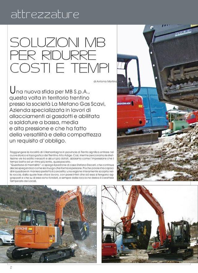 Soluzioni MB per ridurre costi e tempi