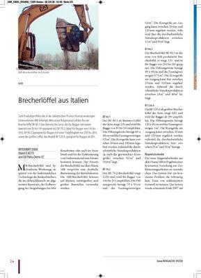Brecherlöffel aus Italien