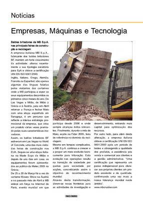 Empresas, Máquinas e Tecnologia