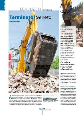 Terminator veneto