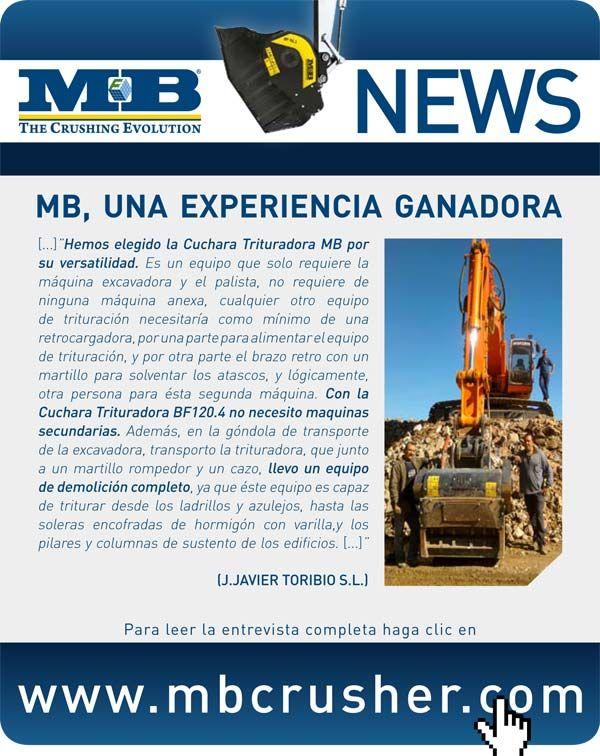 MB, una experiencia ganadora