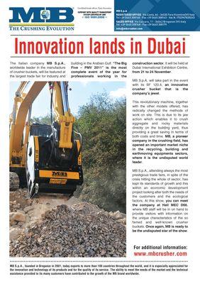 Innovatios lands in Dubai