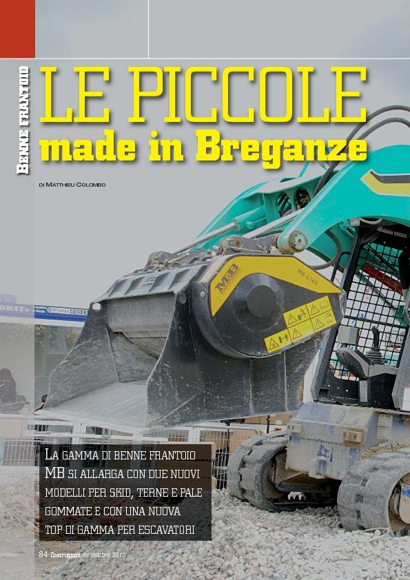 LE PICCOLE made in Breganze