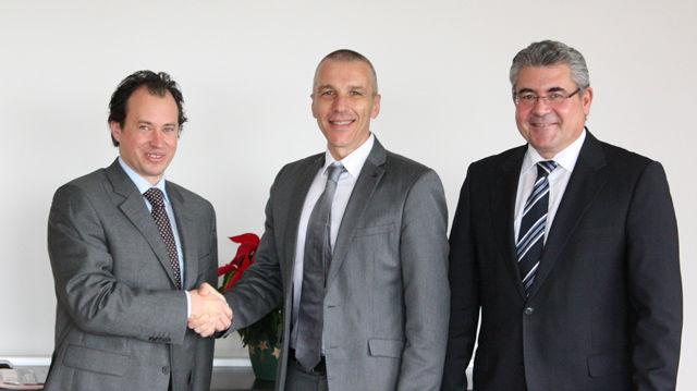 Kuhn Baumaschinen übernimmt MB-Vertrieb für Österreich