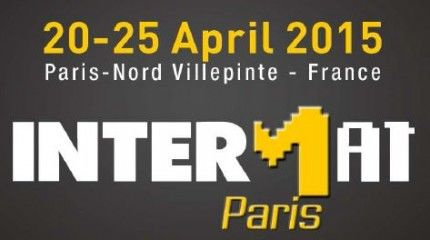 MB S.p.A. will present its innovations at Intermat 2015!