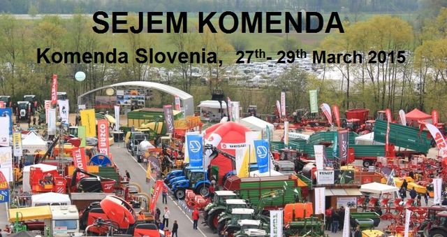 MB will be present at SEJEM KOMENDA - Komenda 27-29 March 2015