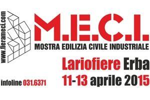 Le piccole di casa MB saranno esposte alla fiera MECI 2015.