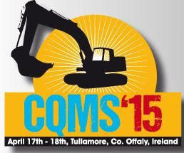 MB invites you to CONSTRUCTION AND QUARRY MACHINERY SHOW '15!