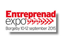 MB Crusher will be present at ENTREPRENAD 2015 – Sweden