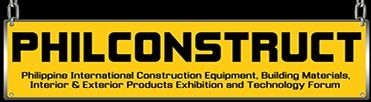 Visit us at Philconstruct 2015, 08th - 11th October 2015!