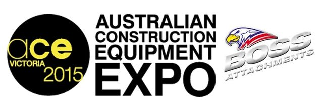 The MB Bucket Crusher will be at work live at ACE EXPO VICTORIA -12th-14th November, Melboune