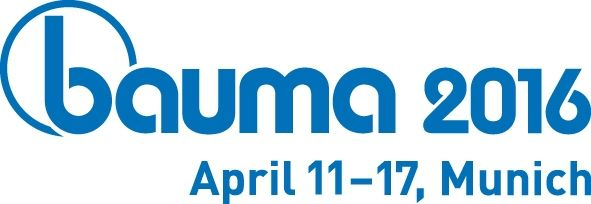 BAUMA 2016 IS COMING SOON!