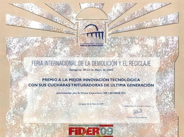 Archivo de noticias - MB gana el premio por la mejor innovación tecnológica en España