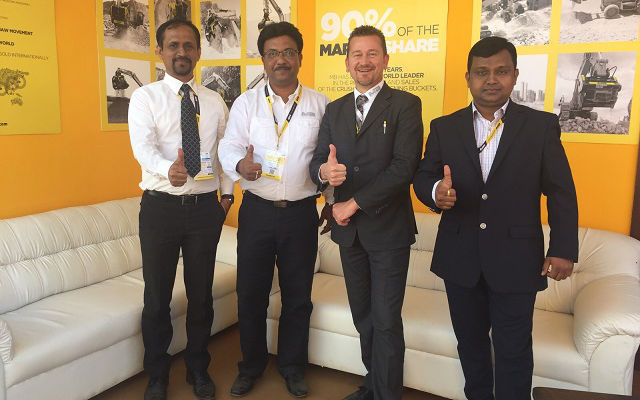 MB CRUSHER CONSOLIDATES ITS INDIAN PRESENCE