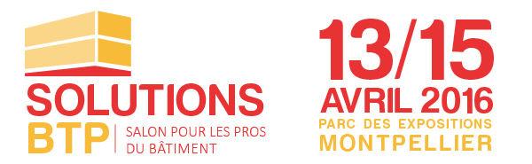 MB Crusher sera present au SOLUTIONS BTP - Avril 2016, Montpellier