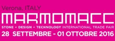 Dal 28 Settembre all'1 Ottobre 2016, Verona Fiere.