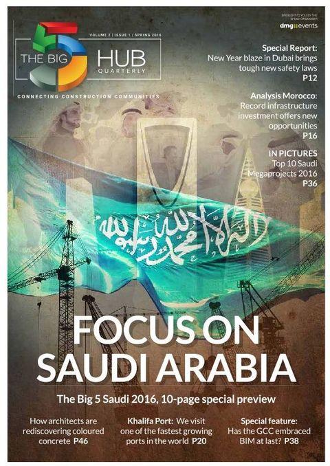 MB Crusher arrive in Saudi