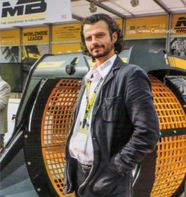 Piero Guizzetti - CEO MB India