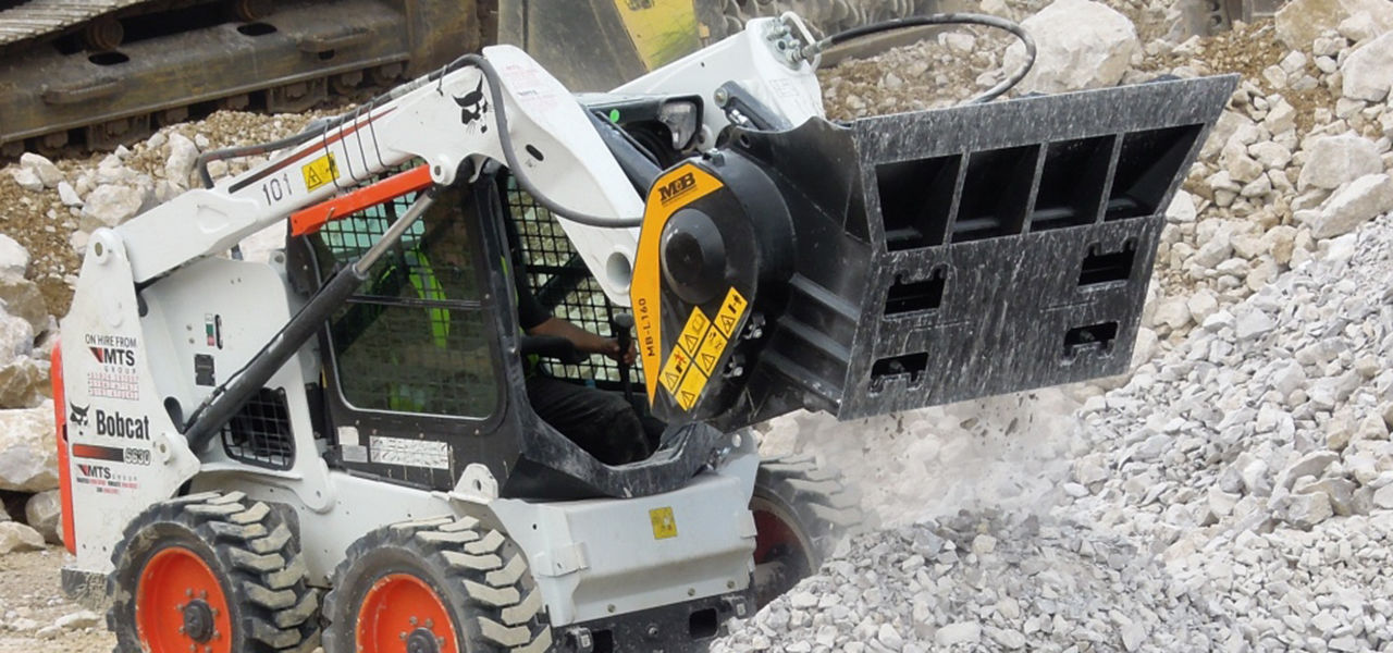 MB America, Atlas Machinery, DogFace Equipment to Bring Crushing Attachment Demos to Salt Lake City