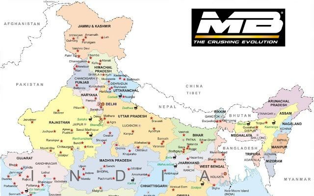 MB India continues to spread its wings in the Indian crushing segment
