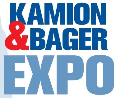 MB invites you to KAMION & BAGER EXPO, 6th - 7th May 2016 in Ljubljana, Slovenia.