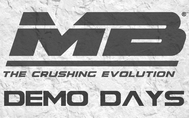 6th December - MB Crusher Demo Day!