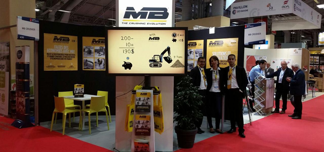 MB France - Salon des maires 2016
