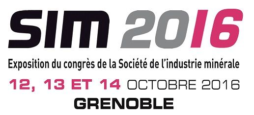 MB Crusher vous invite a SIM 2016, du 12 au 14 Octobre - Grenoble