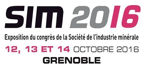 MB Crusher vous invite a SIM 2016, du 12 au 14 Octobre - Grenoble