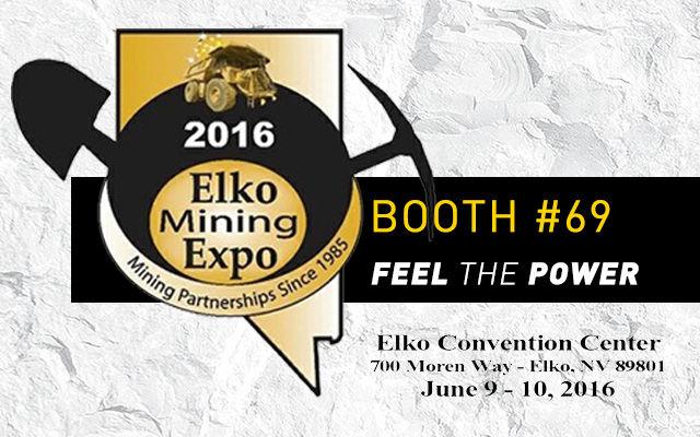 Elko Mining Expo 2016 logo