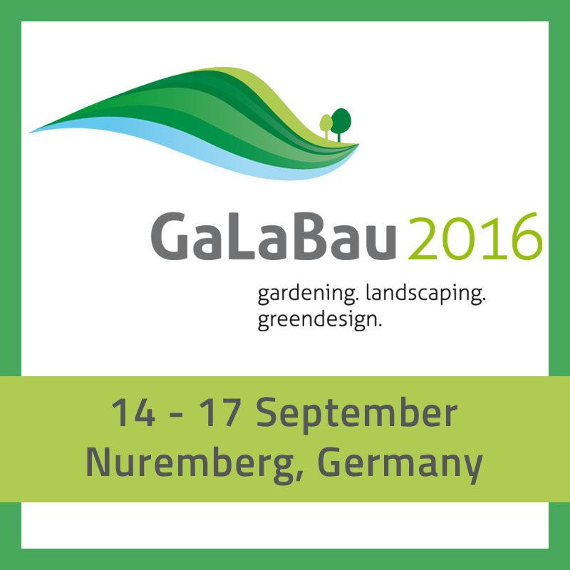 MB Deutschlandwird auch dieses Jahrauf GaLaBau vertreten sein