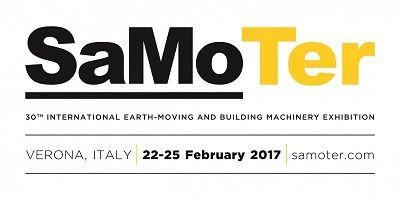MB Crusher sarà presente alla 30° edizione di SaMoTer - Verona, 22-25 Febbraio 2017