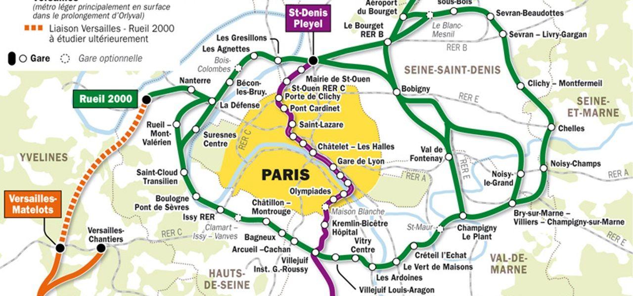 LE NOUVEAU GRAND PARIS
