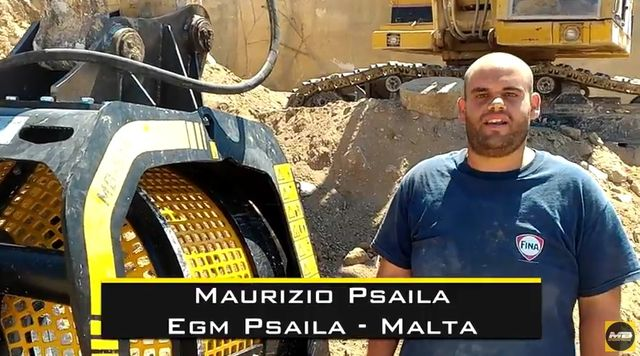 Interview with Mr. Maurizio Psaila of EGM PSAILA, Malta