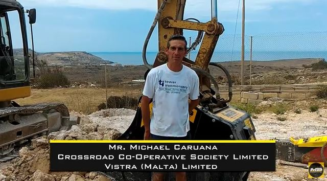 Interview with Mr. Michael Caruana from Malta