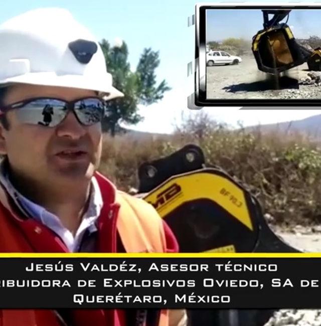 Entrevista con Jesús Valdéz - Distribuidora de Explosivos Oviedo, SA de CV – México
