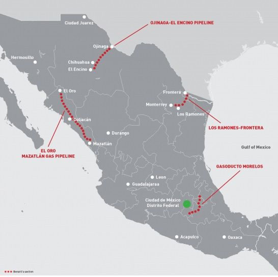 ÚLTIMAS NOTICIAS - LOS EQUIPOS MB CRUSHER PARA  IMPORTANTES PROYECTOS DE CANALIZACIONES EN MEXICO