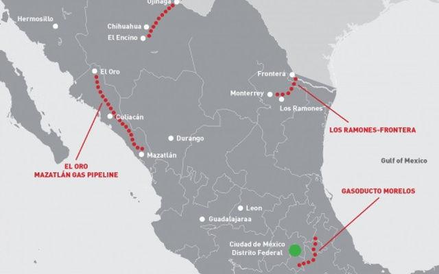 OBRAS DE CANALIZACIONES EN MEXICO