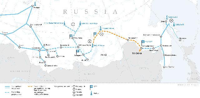 News - MB CRUSHER ДЛЯ  ГАЗОПРОВОДА «СИЛЫ СИБИРИ»