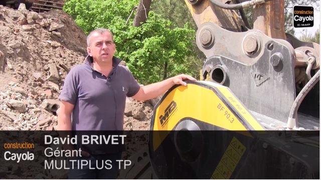 Sud-Ouest : Multiplus TP fait confiance à MB Crusher