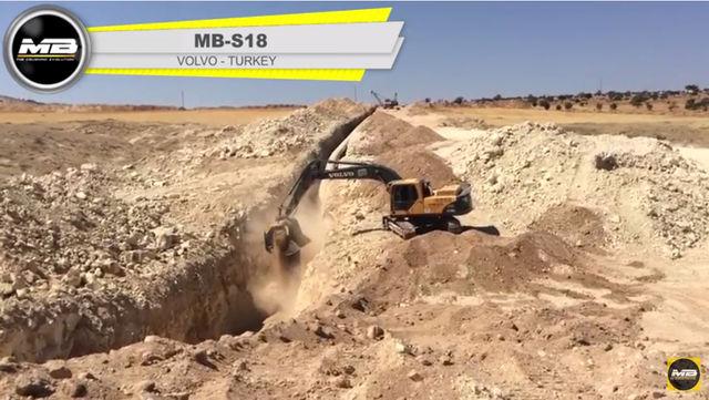 HABERLER - Türkiye'deki MB-S18'den büyük performans