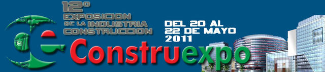 ÚLTIMAS NOTICIAS - CONSTRUEXPO 2011 - REPUBLICA DOMINICANA