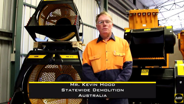 A story of success - Video interview with STATEWIDE DEMOLITION from Australia
