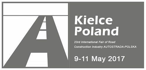 MB Crusher zeigt seine Produkte LIVE an der AUTOSTRADA-POLSKA 2017 in Kielce!