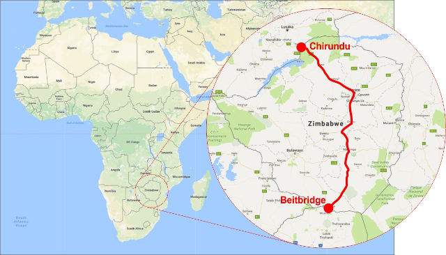 News - Zimbabwe's Beitbridge to Chirundu Highway Project